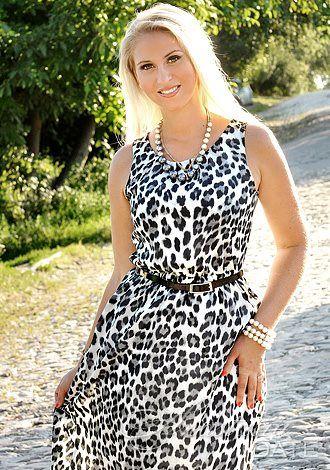 Ucrânia senhora Anna de Kharkov, 29 yo, cor do cabelo louro