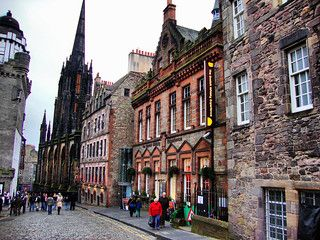 The Royal Mile, Edinburgh | The Royal Mile is the name given… | Flickr