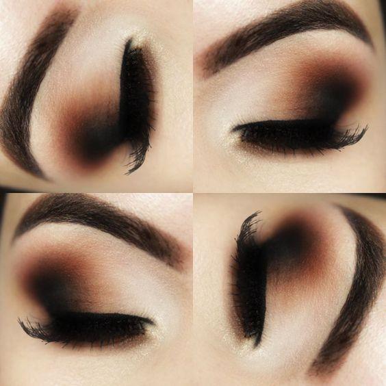Tutorial – Olho esfumado sem marcação