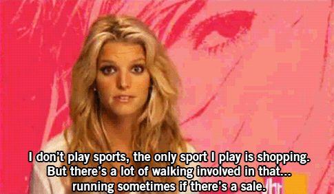 Haha, jessica simpson. but so true.