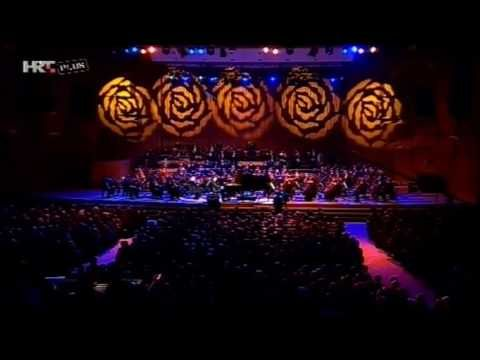 Maksim Mrvica Chopin Nocturne E Flat Major Op 9 2 Zagreb Live Youtube Musica