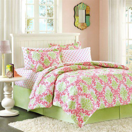 ... damask bedding beds bedding sets pink bedding earth girly pink damask
