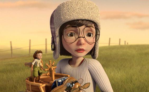 J'ai beaucoup de plaisir à vous faire découvrir ce magnifique film d'animation intitulé « Soar ». Il encouragera les enfants (et les adultes) à suivre leurs rêves et leurs idées, à croire en eux et à...