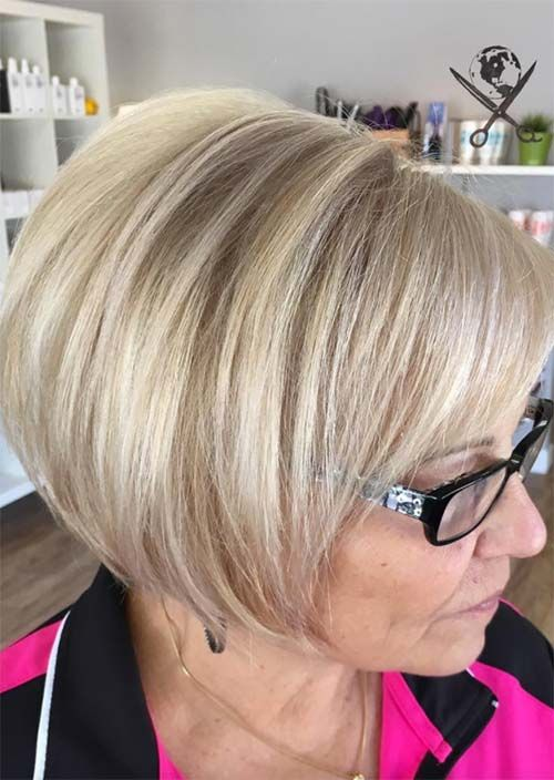 Top 51 Haircuts Hairstyles For Women Over 50 Short Bob Hairstyles Long Bob Hairstyles Short Hair Styles
