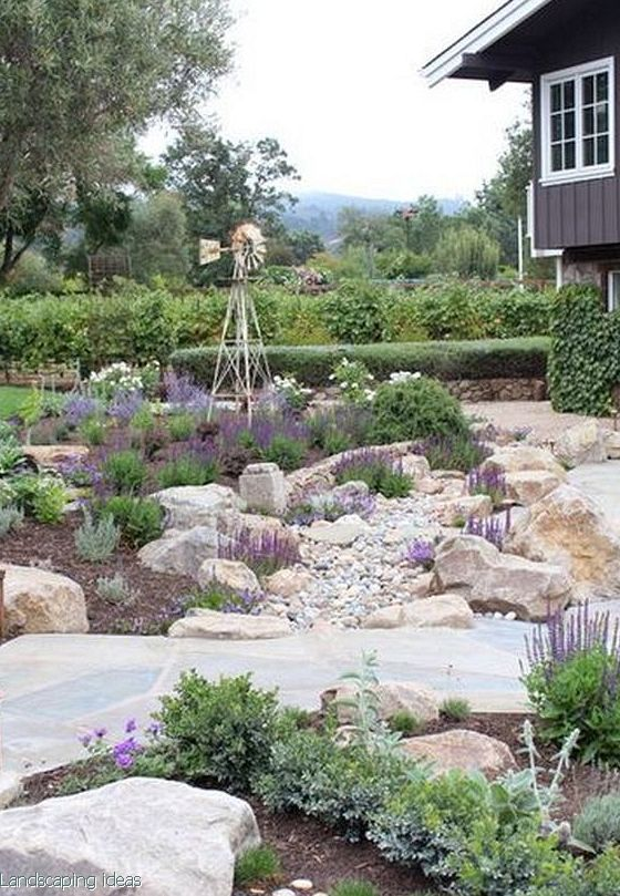 Landscaping In The Texas Hill Country In 2020 Small Garden Landscape Design Small Garden Landscape Garden Layout