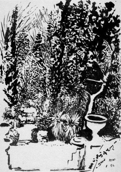Пётр Васильевич Митурич (14 октября 1887,... / Удивительное искусство