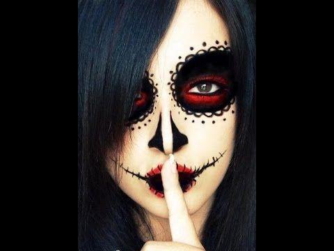 Maquillaje catrina 3