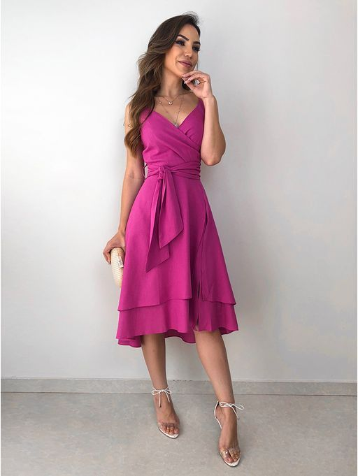 Look maravilhoso vestido para usar em seu dia a dia perfeito