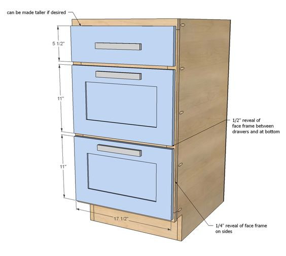 Furniture Plans Drawers And Furniture On Pinterest