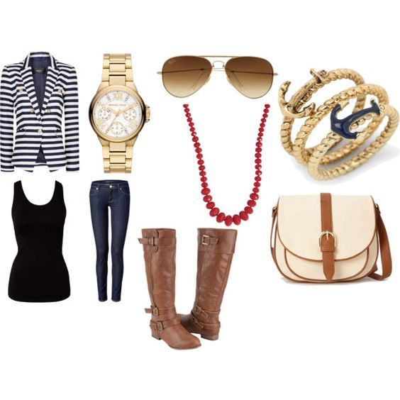 """""""Dress Casual"""" by playertabitha on Polyvore"""