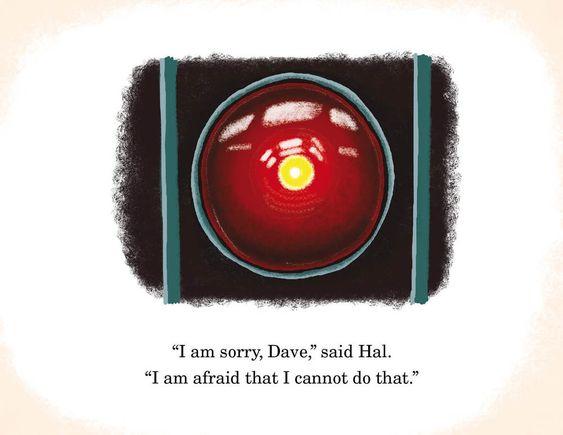 Josh Cooley, artista da Pixar, produziu um livro com ilustrações homenageando cenas de grandes filmes.