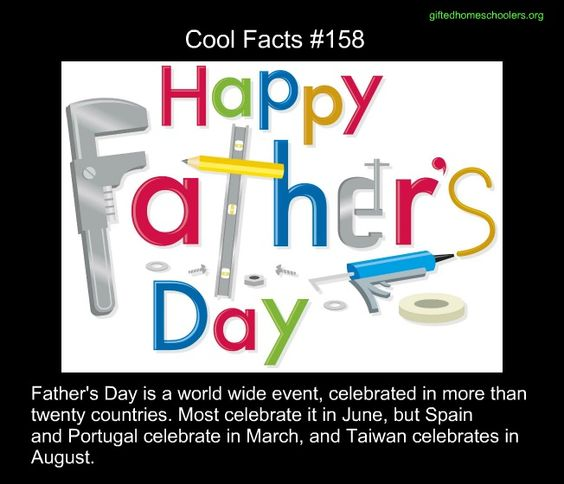 trivia for father's day