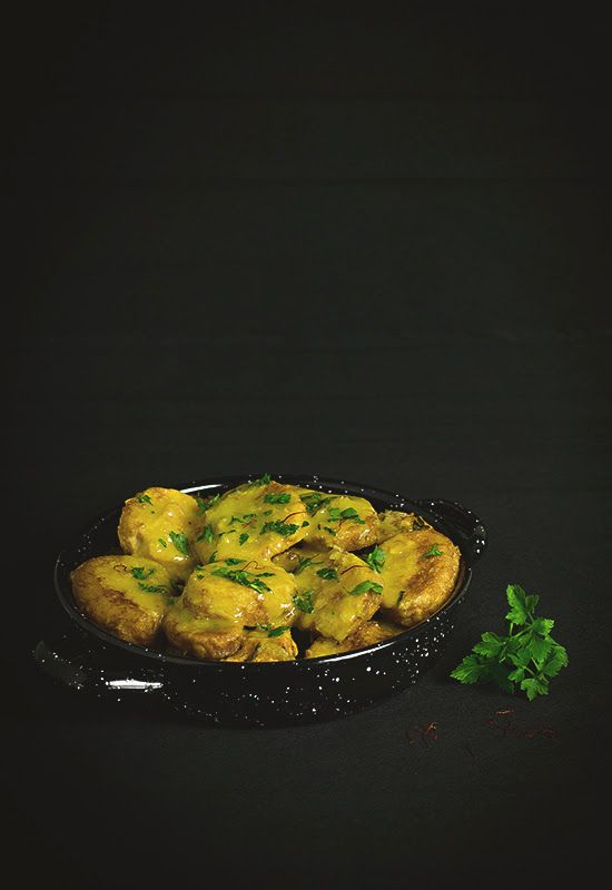 Receta 226: Patatas rebozadas y guisadas » 1080 Fotos de cocina
