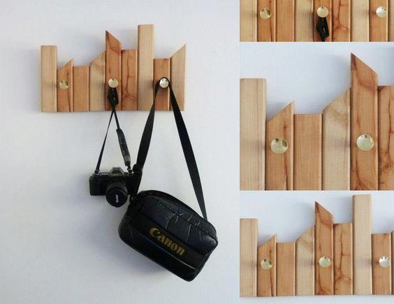 Percheros osvaldo muebles de madera y proyectos for Proyecto de muebles de madera
