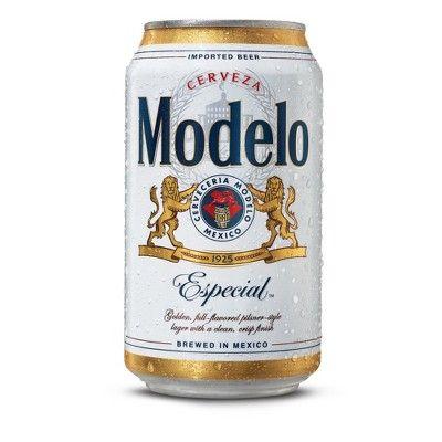 Modelo Especial Lager Beer 24pk 12 Fl Oz Cans Beer Modelo Beer Canning