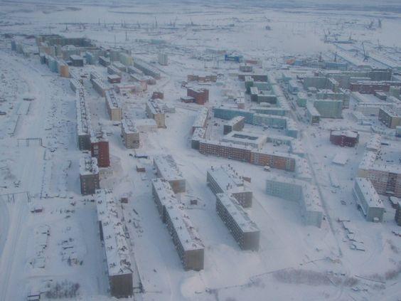 Risultati immagini per Dudinka, Krasnoyarsk Krai, Russia