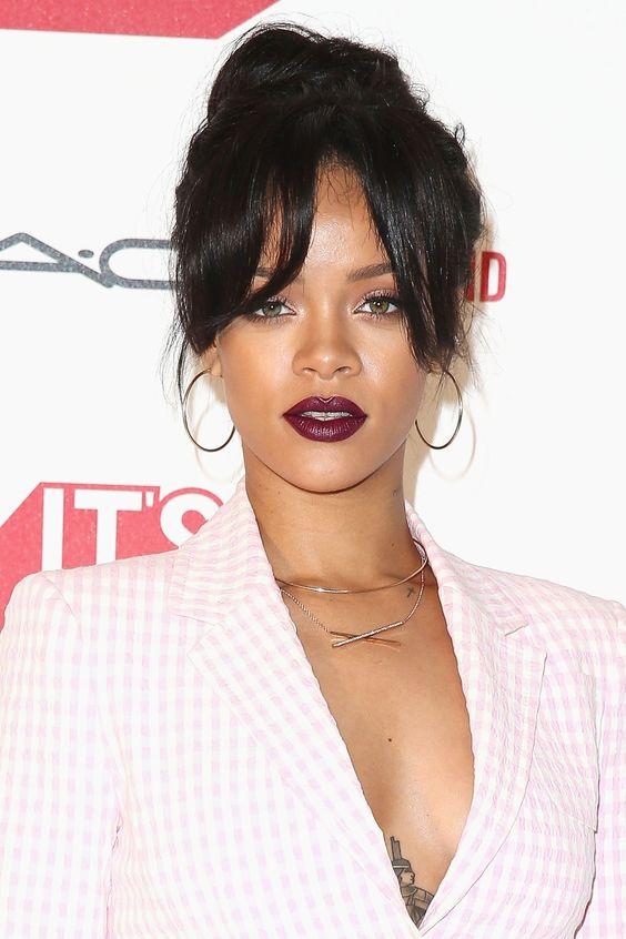 21 luxury Rihanna Mohawk hairstyles gallery, #