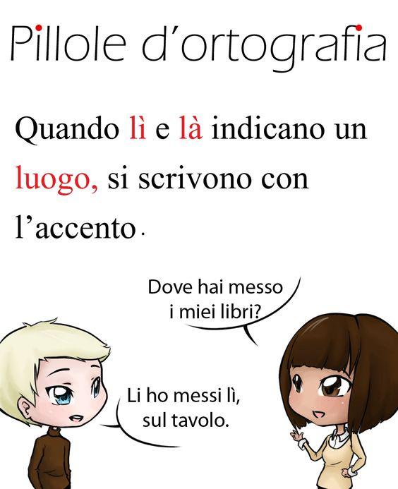 li o lì? #italianlanguage #italianlesson #linguaitaliana