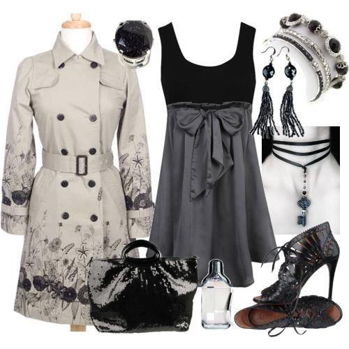 .Black & Gray