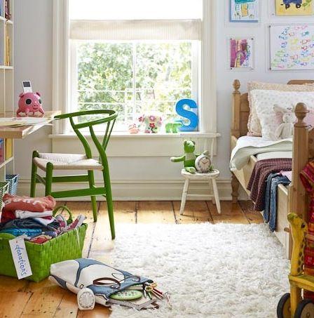 Δέκα πανέμορφα παιδικά δωμάτια
