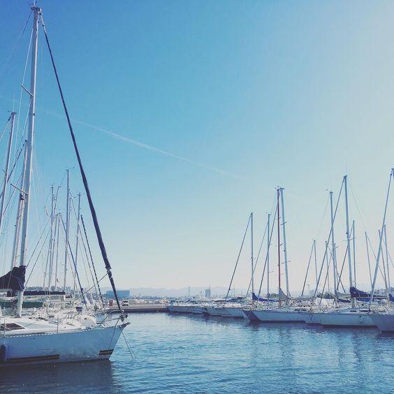 Time to enjoy #marseille #summer  #visit #travel #provence #france #myfroggy #boat #photoofday