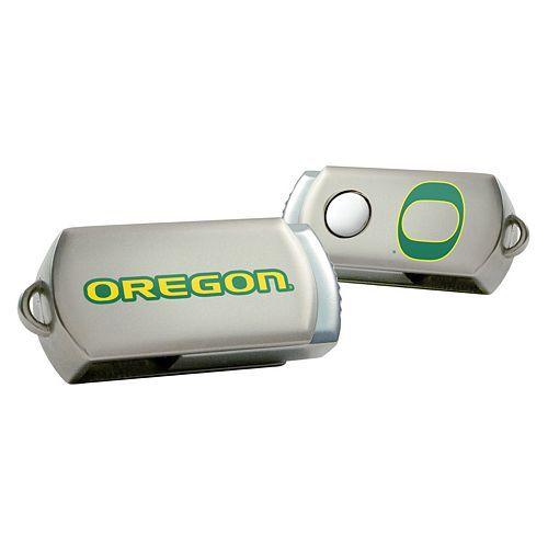 Oregon Ducks Datastick Twist 4Gb Usb Flash Drive $27.99