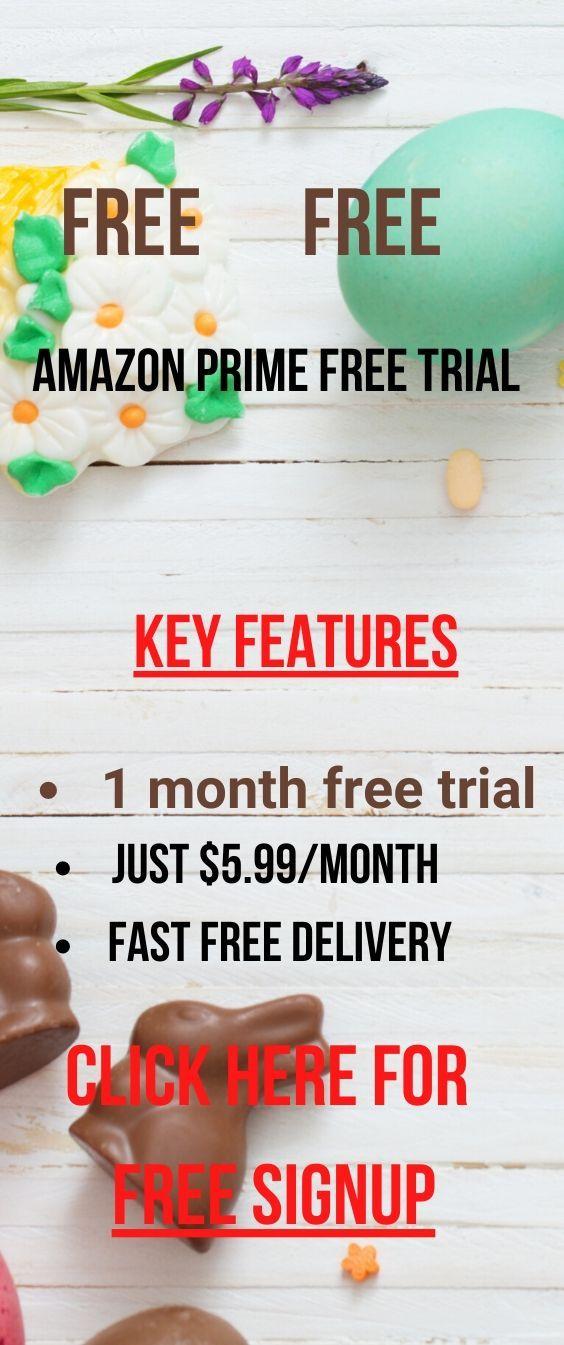 Amazon Prime Free Trial 1 Month Free Amazon Products Free Amazon Prime Amazon Prime Free Trial