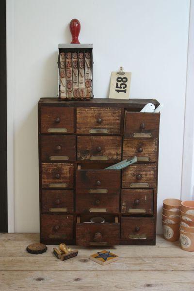 meuble d 39 atelier meubles casiers ou tiroirs. Black Bedroom Furniture Sets. Home Design Ideas