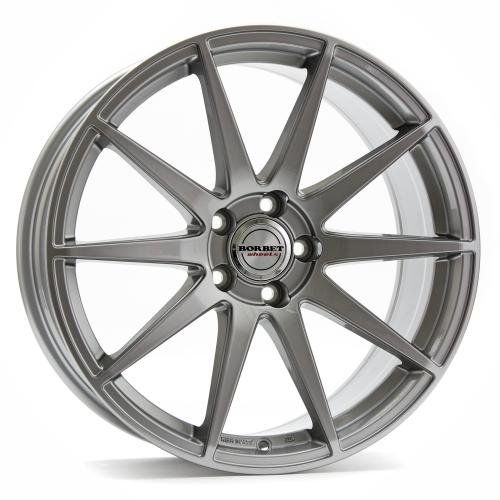 Borbet Gtx 9 5x19 Titan Borbet En 2020 Llantas De Aluminio Neumaticos Llantas