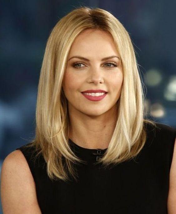 frisuren trends mädchenfrisuren ideen blondes haar mittellang