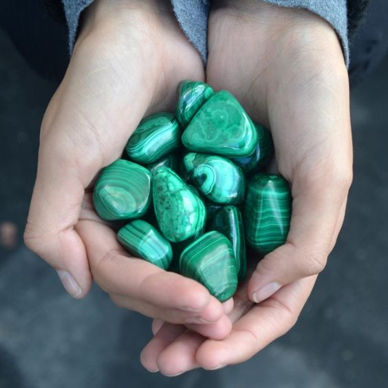 Malachite Stone, View the Best Malachite Stones from Energy Muse