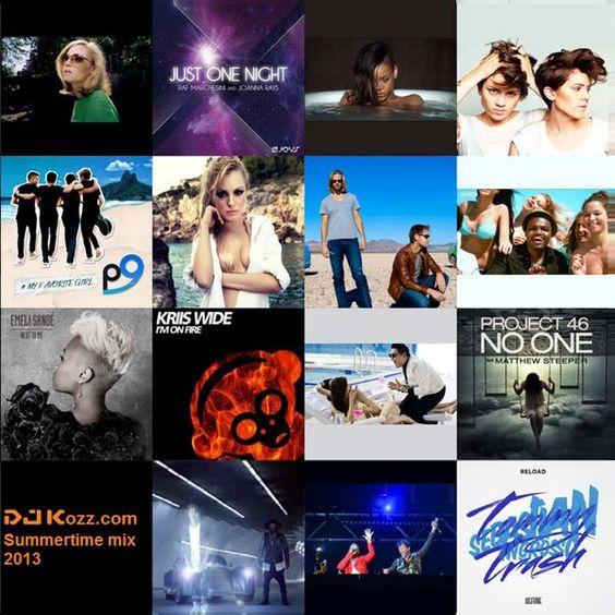 """Check out """"DJ Kozz - Summertime mix 2013"""" by djkozz on Mixcloud"""