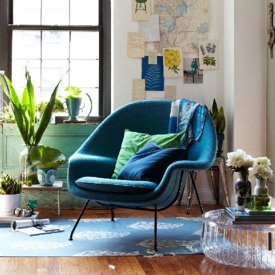 Colorful Interiors New York Style