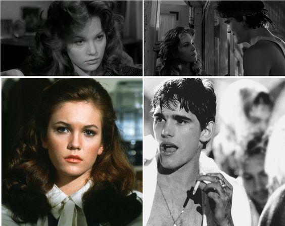 8x10 Matt Dillon /& Diane Lane GLOSSY PHOTO photograph picture outsiders 1983