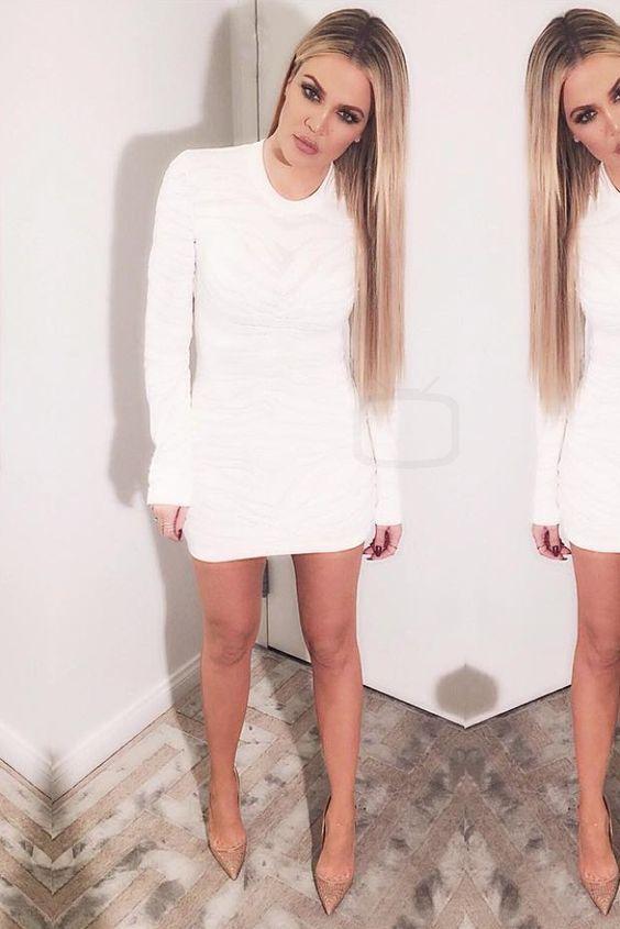 louis vuitton sneaker men - Khlo�� Kardashian wearing Christian Louboutin Kristali Laser Cut ...