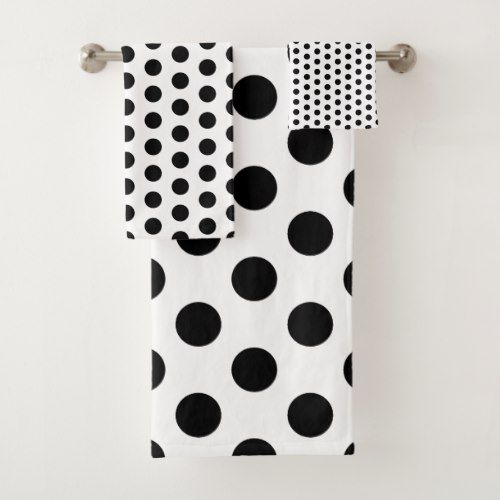 Stitch Black White Bath Towel With Images White Bath Towels