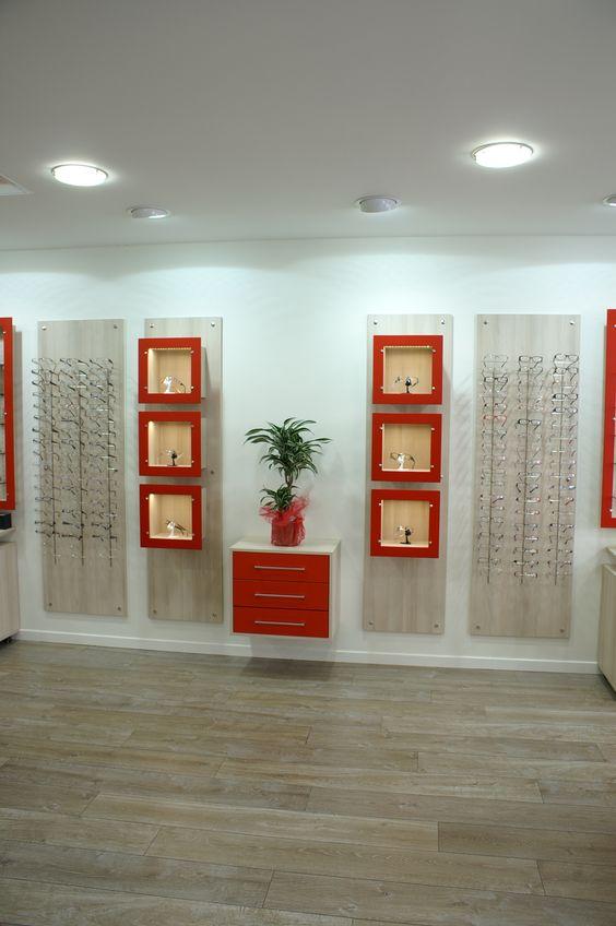 Optique   showroom JCDA Agencement du magasin Steph optic (01)