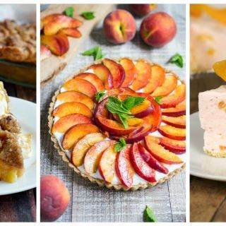 Millions of peaches, peaches for pies.