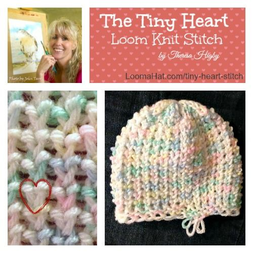 Loom, Stitches and Loom knitting on Pinterest