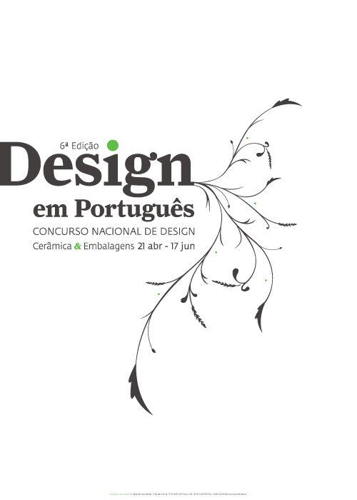 Design em Portugês by José Castro
