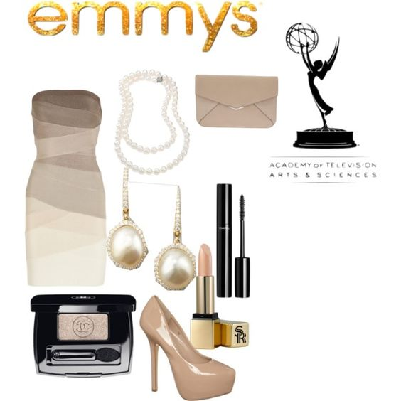 emmy Awards, created by littleproudgirlx on Polyvore