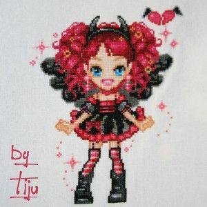 black lolita by tiju