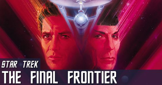 Star Trek: The Final Frontier