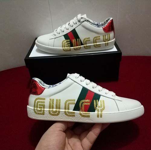 2019 Classic Gucci Shoes Gucci Men