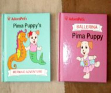 Adora Pet Childrens Books