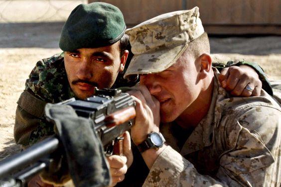 U.S. Marine Corps photo by Cpl. Daniel H. Woodall