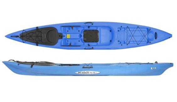 Malibu x 13 fishing kayak review fishing kayak reviews for Fishing kayaks reviews