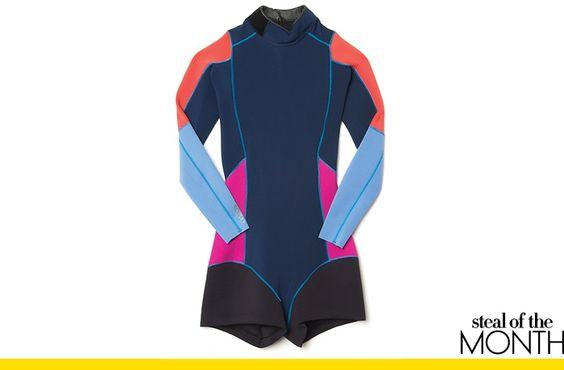 Cynthia Rowley Prism wetsuit