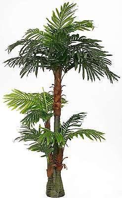 Cycuspalme 1,50 m Kunstpalme Kunstpflanze Kunstbaum künstliche Palme in Möbel & Wohnen, Dekoration, Blumen & Künstliche Pflanzen | eBay