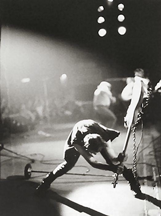 That iconic image of ... The Clash.